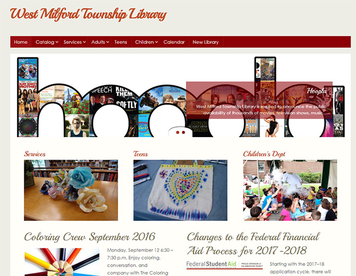wmtl milford library