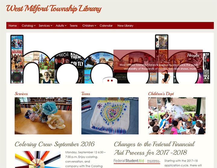 wmtl milford library