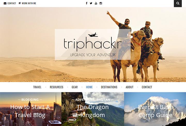 trip hackr