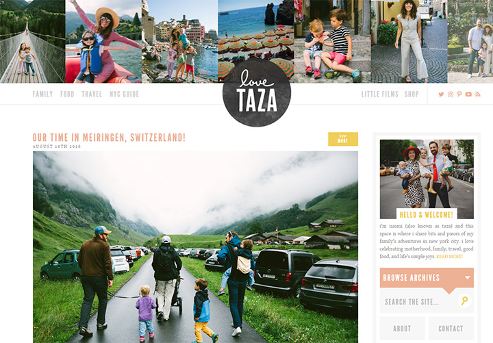 love taza blog