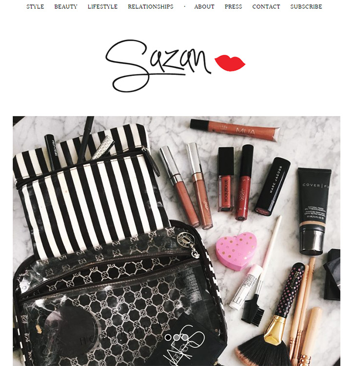 sazan blog