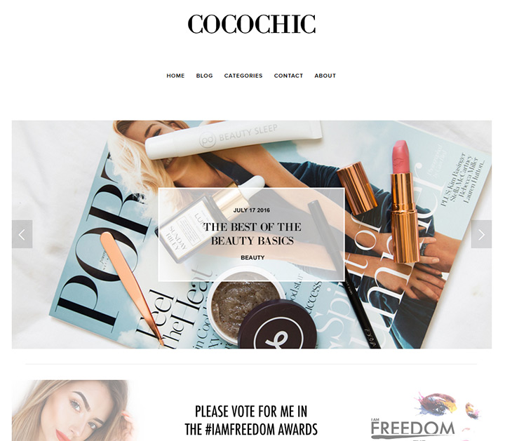 cocochic blog