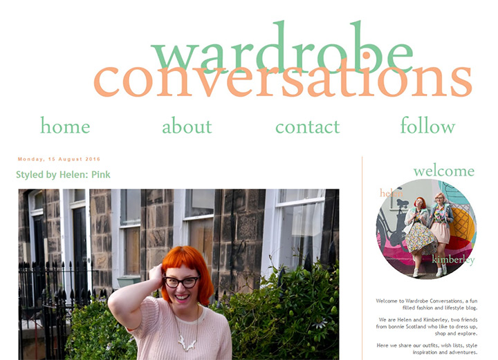 wardrobe conversations blog