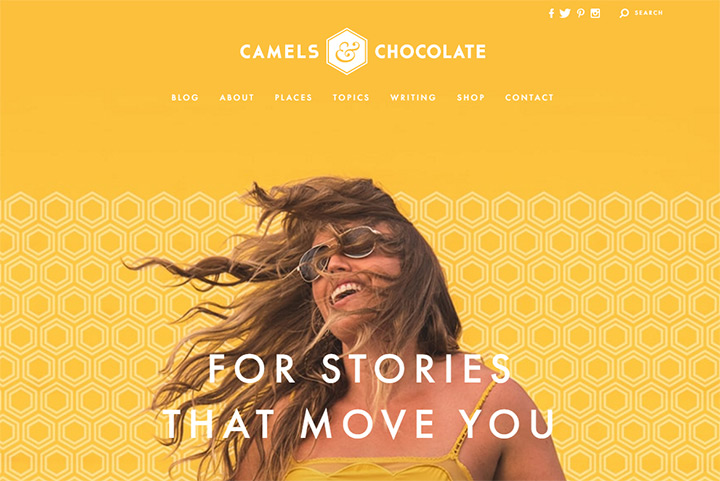 camels and chocolate