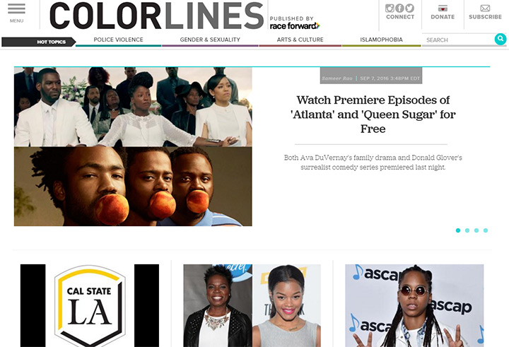 colorlines blog