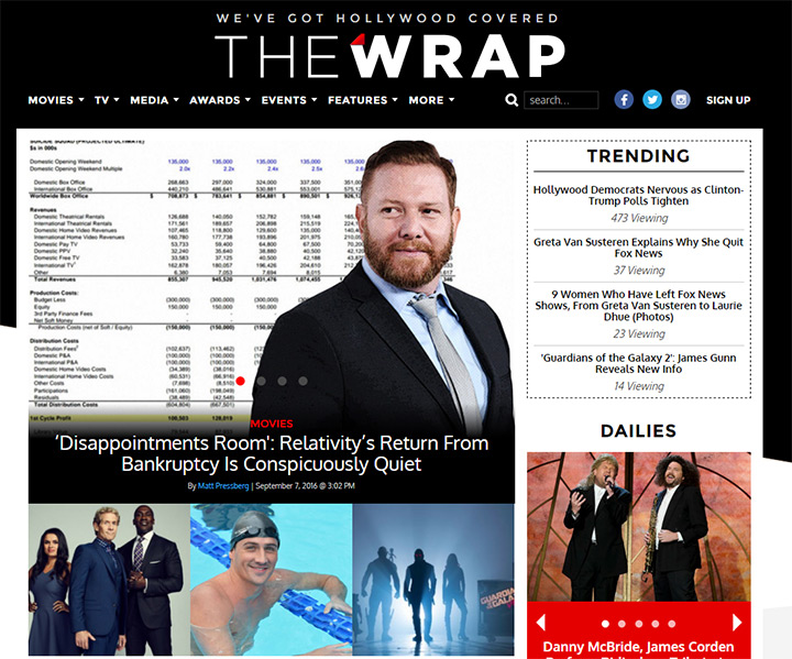 the wrap blog