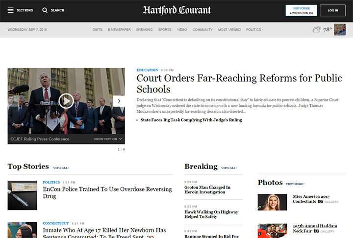 courant blog