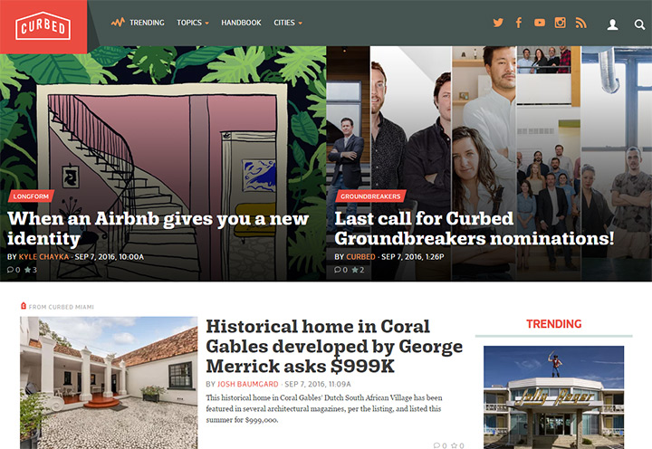 curbed blog