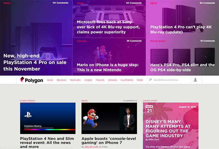 polygon blog