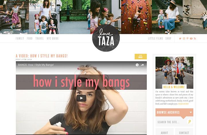 love taza website
