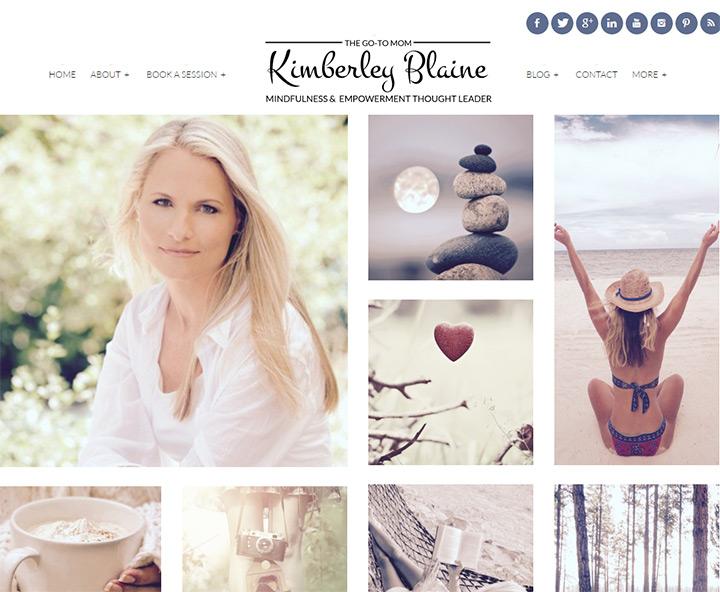 kimberly blaine blog