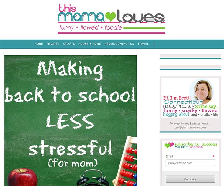 this mama loves blog