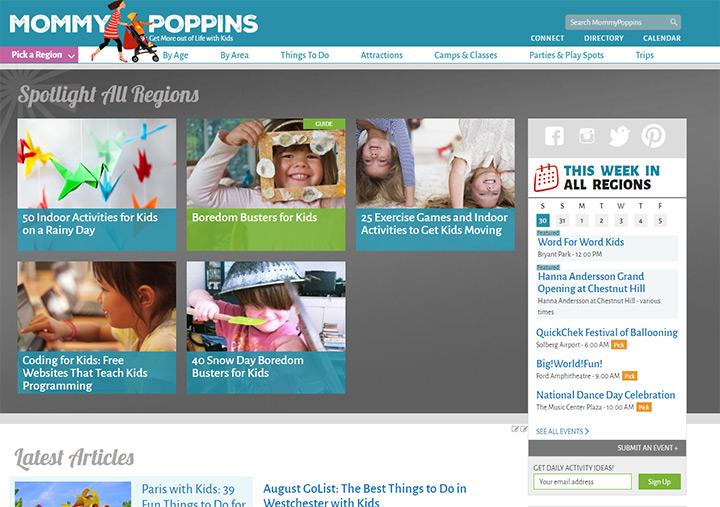 mommy poppins blog
