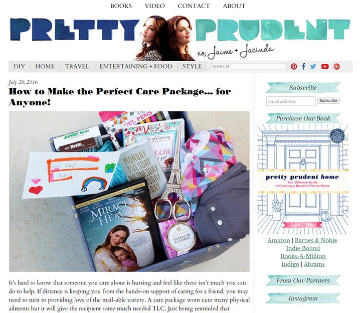 pretty prudent blog