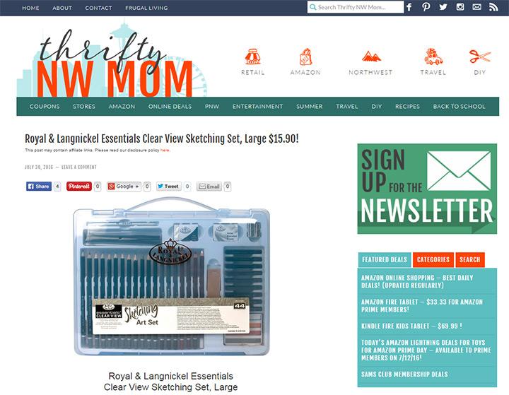 northwestern mom blog