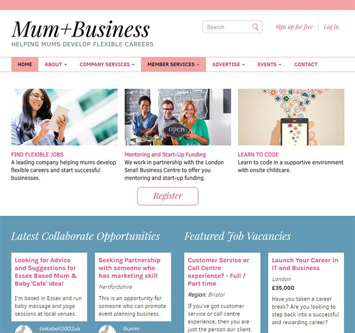 mum plus business