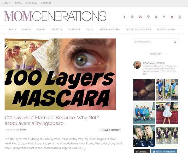 mom generations blog