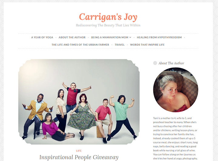 carrigans joy blog