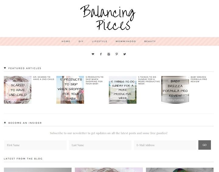 balancing pieces blog