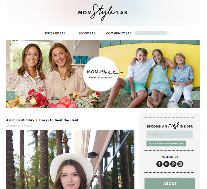 mom style lab blog