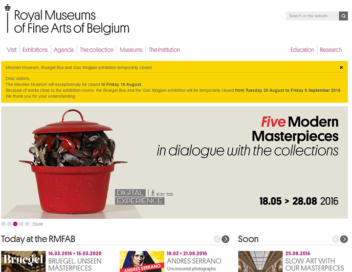 royal museum of belgium