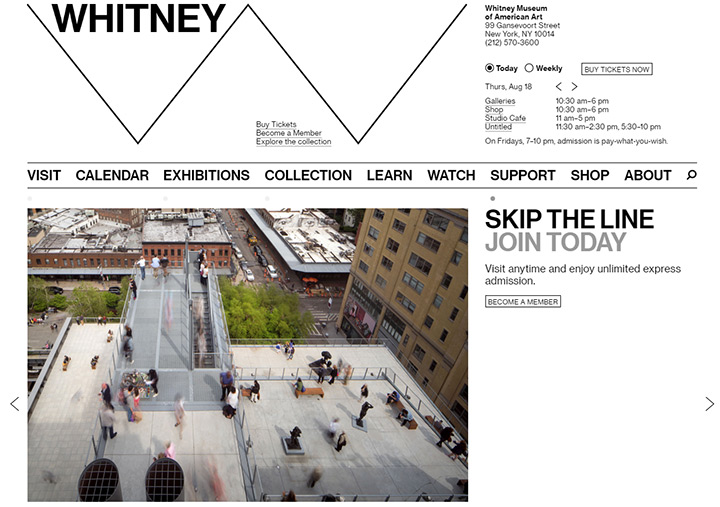 whitney museum of art