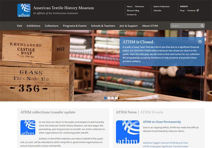 textile history museum