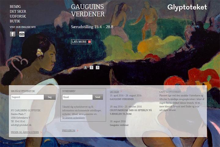 glypoteket museum