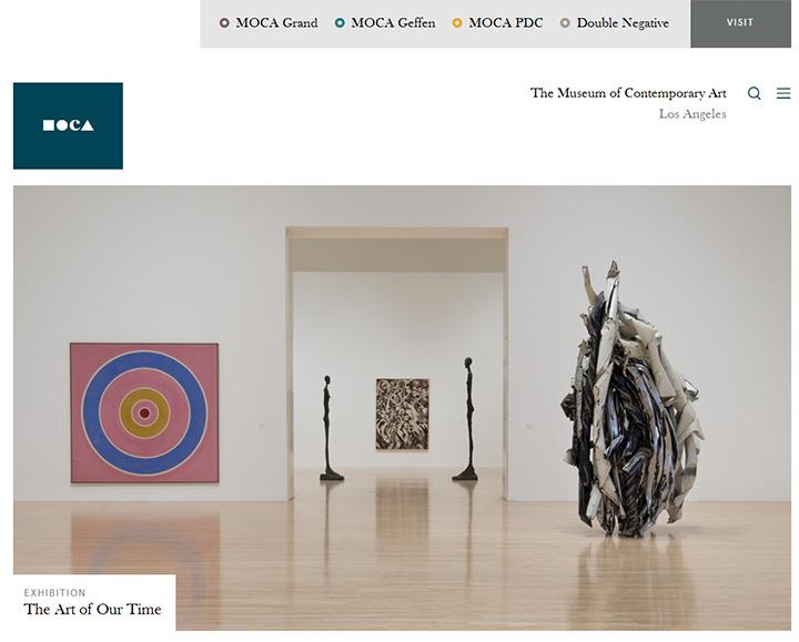 moca museum website