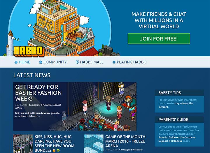 habbo pixel website