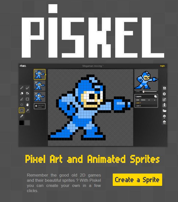 piskel app website