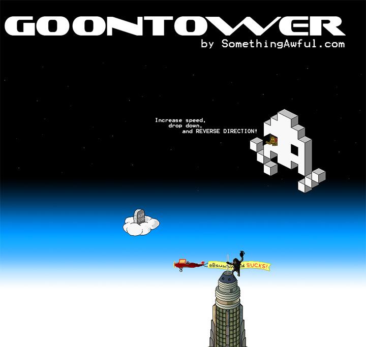 goon tower website