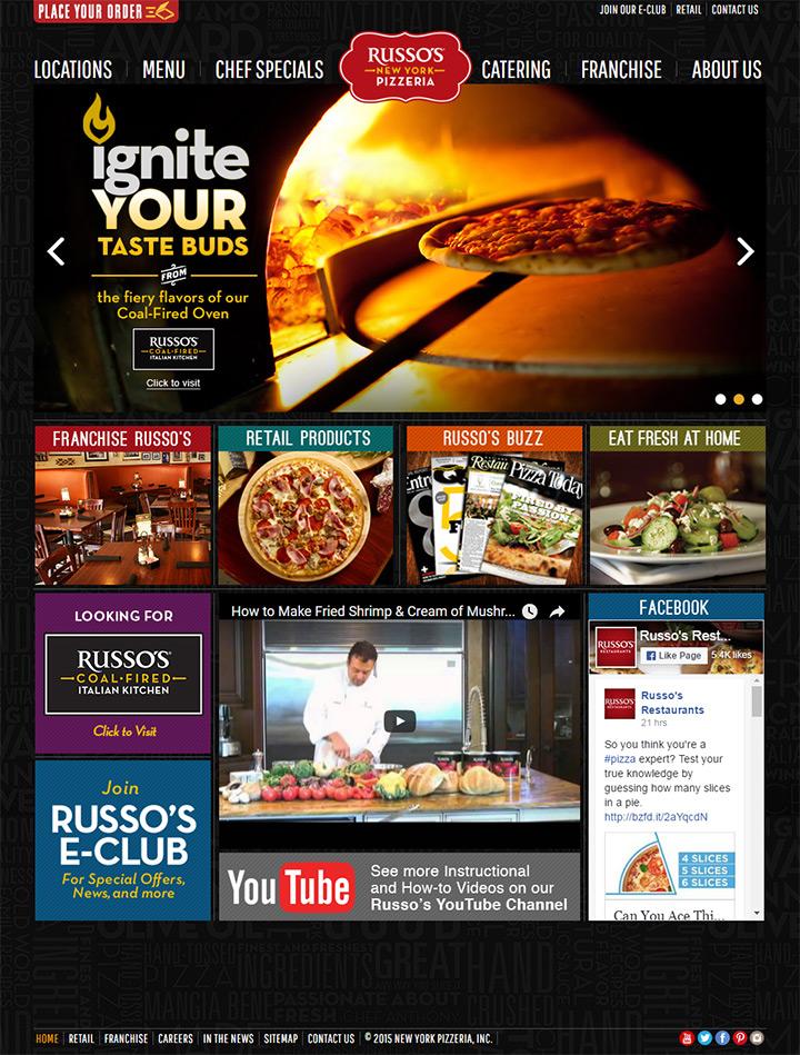 russos pizzeria