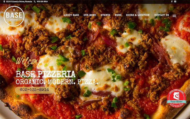 base pizzeria