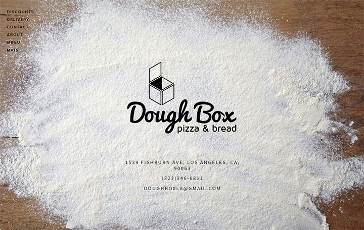 dough box