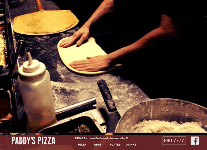 paddys pizza