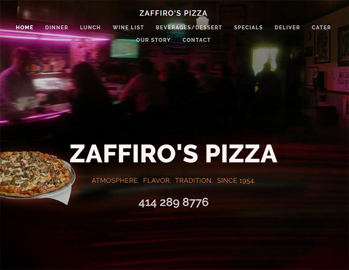 zaffiros pizza