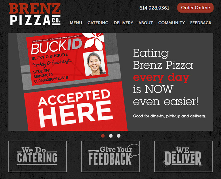 brenz pizza co