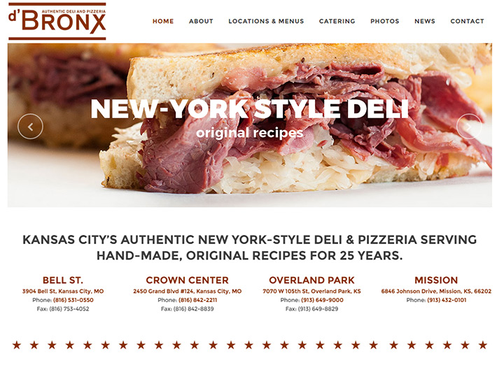 dbronx pizza