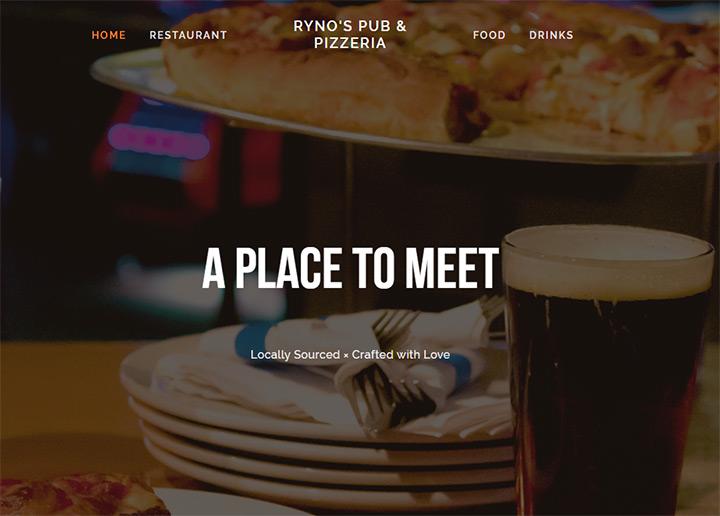 ryno pub pizzeria