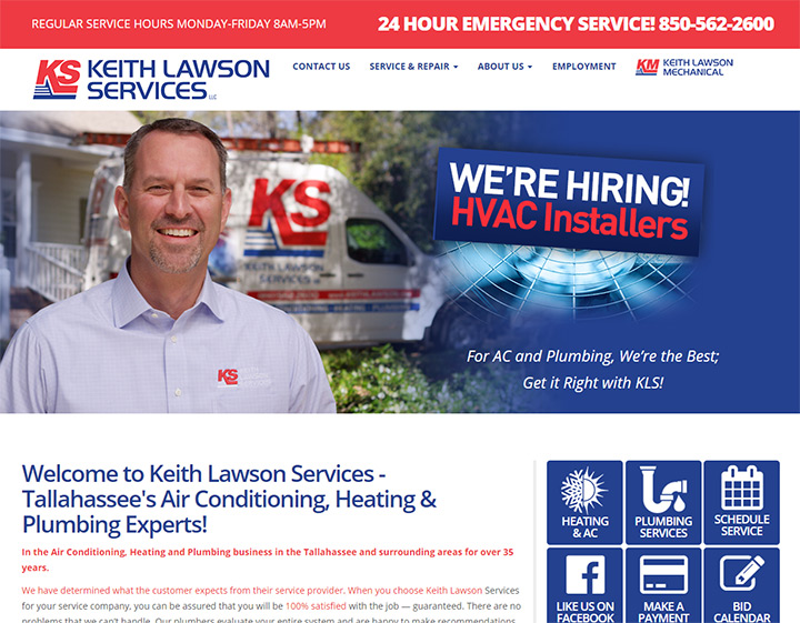 keith lawson website