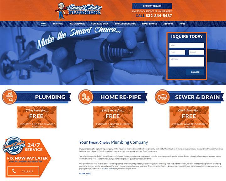 smart choice plumbing