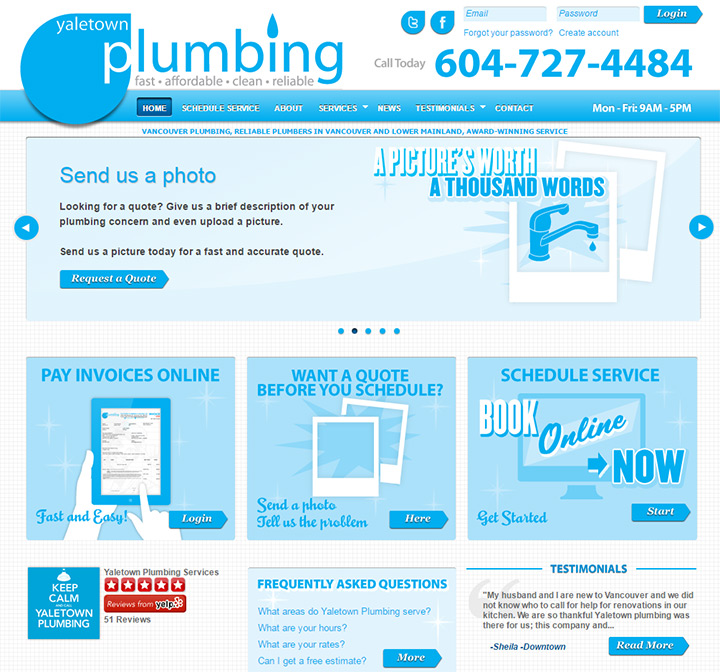 yaletown plumbing
