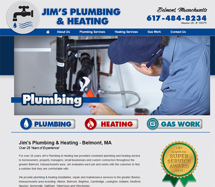 jim plumbing heating