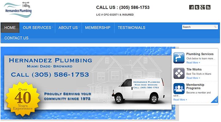 hernandez plumbing