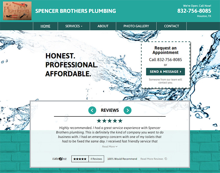 spencer brothers plumbing