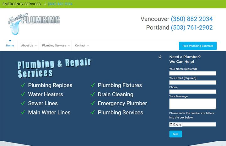 sparkier plumbing