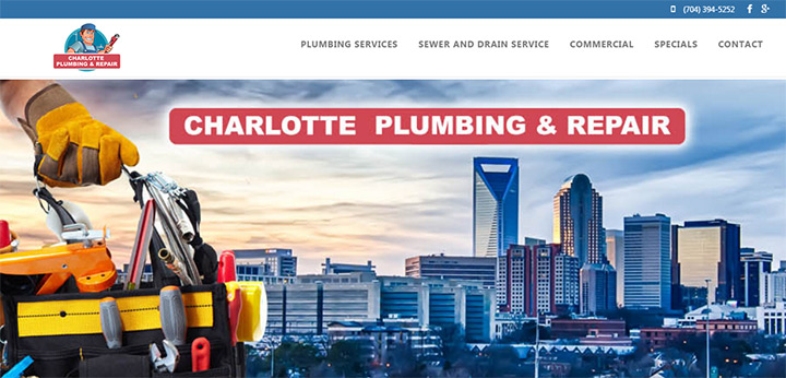 charlotte nc plumbing
