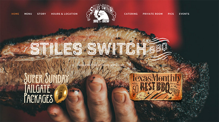 stiles switch bbq website