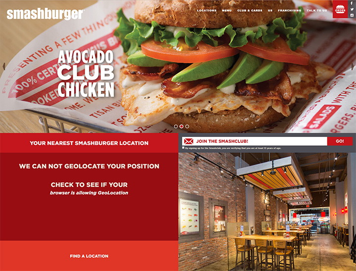 smashburger website